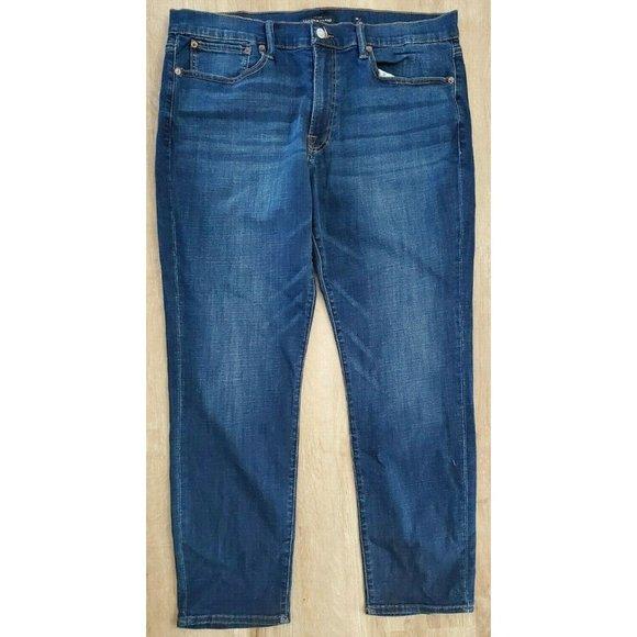 Lucky Brand Mens 121 Slim Stretch Blue Jeans 38